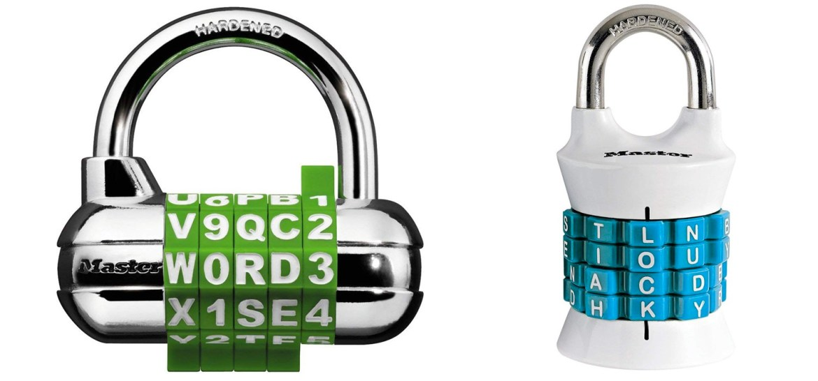 Escape Room Word Locks