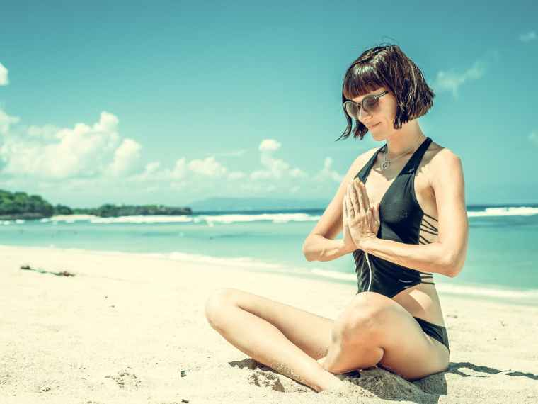 Mindfulness mediation by Rosemary Sherro