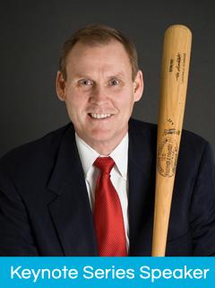 Speaker Tom Lundstedt