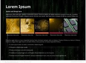 Cyber Security Keynote Theme - Slide 5