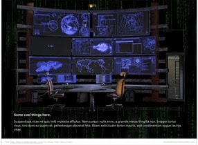 Cyber Security Keynote Theme - Slide 8