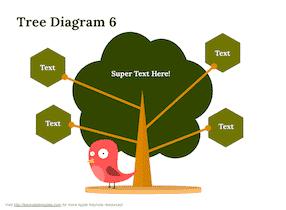 Keynote-Tree-Diagram-Set-9