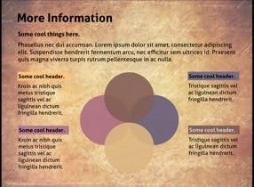 Ancient Paper Keynote Template - Slide 3