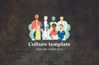 Cultural Keynote Template