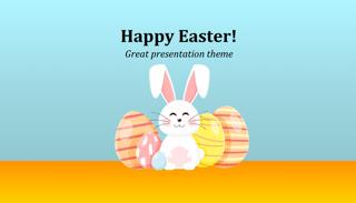 Happy Easter Keynote Template