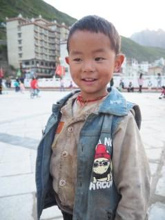 Jiarong Tibet หนุ่มหล่อ