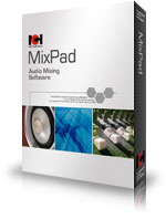 NCH MixPad Masters Edition 7.59 + Crack With Regitrtion Coe Latest Download