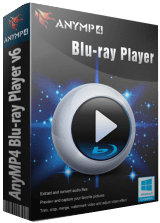 AnyMP4 Blu-ray Player 6.5.16 Crack With Keygen Free Download