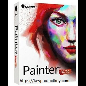 Corel Painter 2020 20.1.0.284 Pre Crack And Keygen