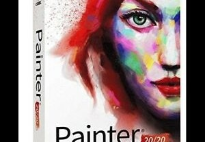 Corel Painter 2020 20.1.0.284 Pre Crack And Keygen