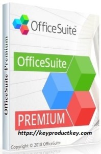 OfficeSuite Premium Edition 3.40 Crack License key