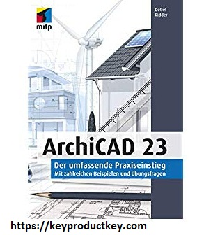 ArchiCAD 23 Full Crack With License Codes 2020