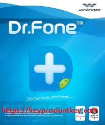 WonderShare Dr Fone 10.3.1 Crack With Serial Key Latest 2020