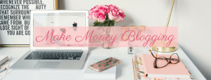 Make Money Blogging Facebook