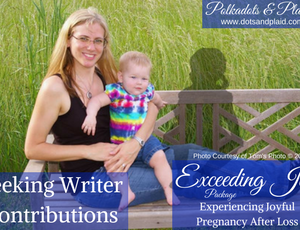 Seeking Writer Contributions Exceeding Joy