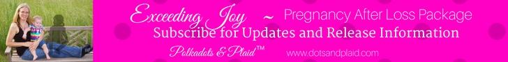 Exceeding Joy Pregnancy Loss Package