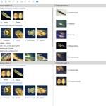 Key to Families of Australian Aquatic Ephemeroptera Larvae Lucid key interface