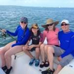 Keys boat tours Family boating