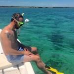 Snorkel newfound harbor Keys Boat tours