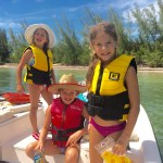 family fun with Keys Boat Tours