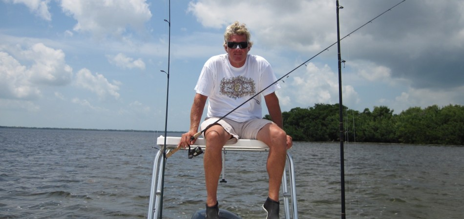 fishing with captain b
