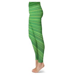 Palm Frond Leggings