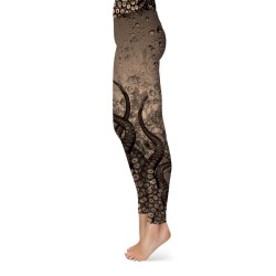 octomax hazelnut leggings