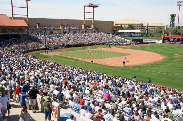 Il Cashman Field, casa dei 51's (da TheBigLead.com)