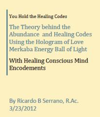 You Hold the Healing Codes - Integral Studies of Inner Sciences