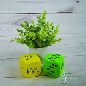 Key Signature Dice
