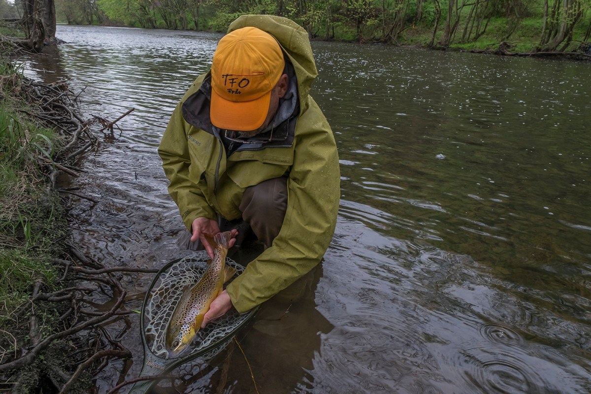 Pennsylvania Fly Fishing Report and Stream Conditions 4/28/16
