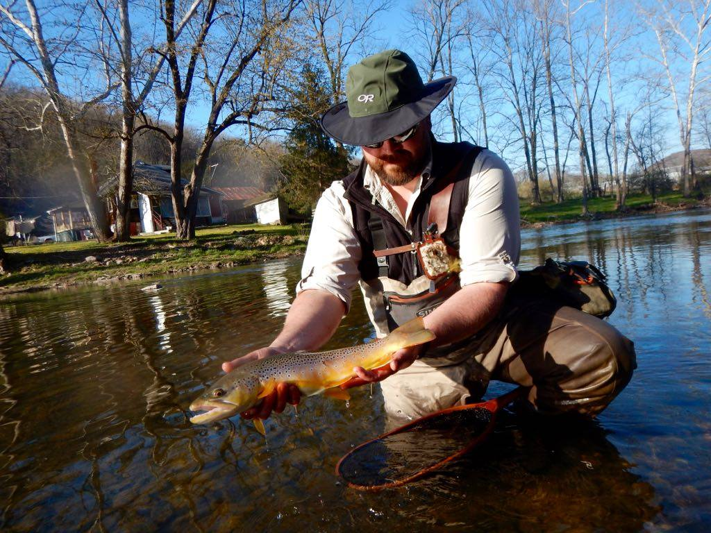 Learn to Fly Fish! May 12, 11am - 3pm. Lititz, Pa