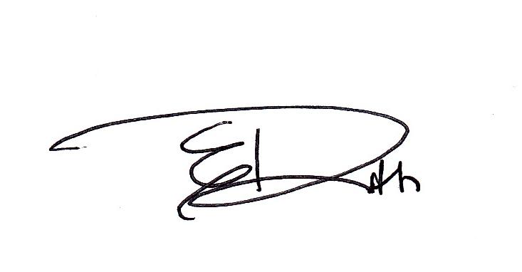 Liz's Signature