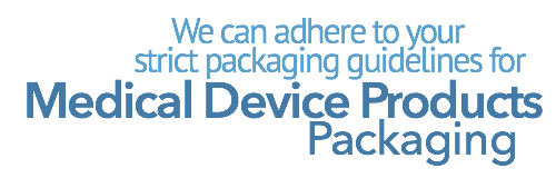 Keystone Paper and Box can adhere to your strict guidelines for medical products packaging