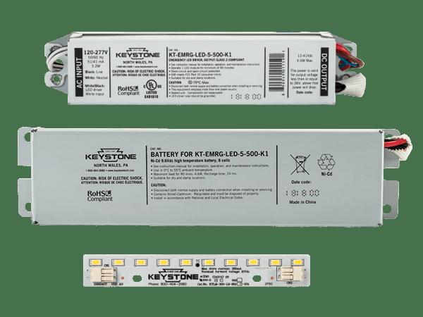 smart safe led emergency battery backup keystone technologies