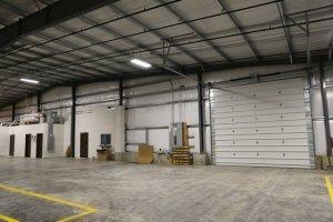 Interior View of Keystone Warehouse