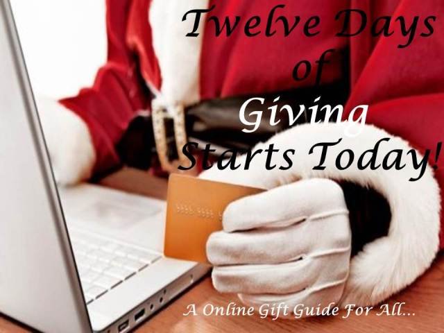 Twelve Days Of Christmas Gift Guide!