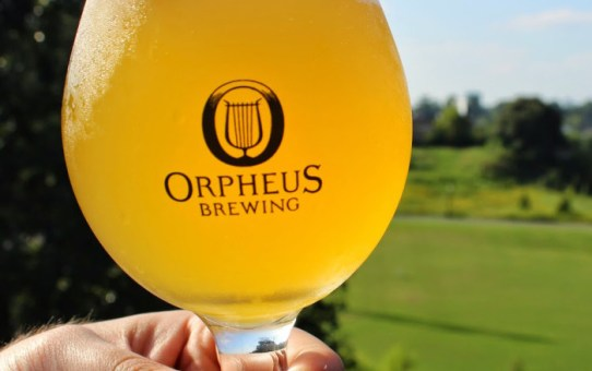 Atlanta's Watershed Is Having An Orpheus Beer Dinner!