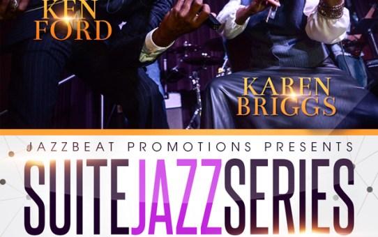 Jazz Dinner & Show :: Presenting Ken Ford & Karen Briggs