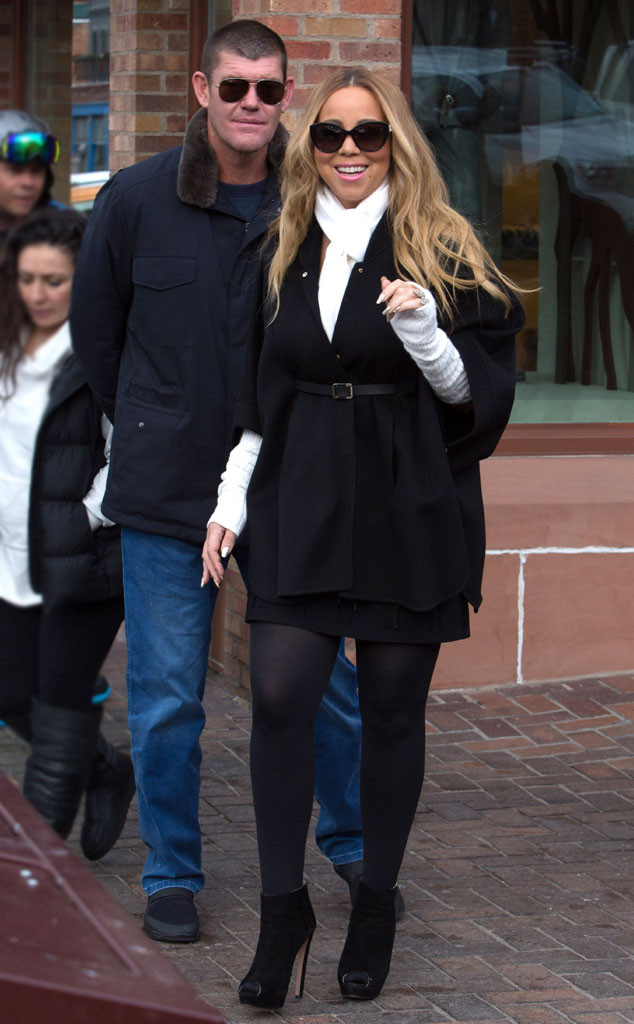 Congratulations On Your Engagement Mariah Carey & James Packer