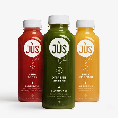Let's Talk Juicing With Jus By Julie