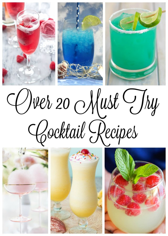 Cheers To Cocktails For Every Season