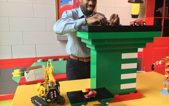 Atlanta LEGOLAND(R) Discovery Center Wants To Celebrate National Ugly Christmas Sweater Day With An Adult Night