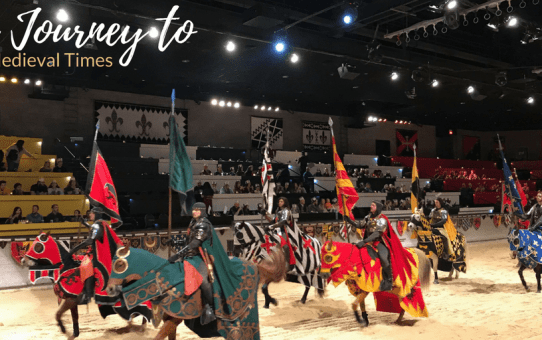 Our Journey to Medieval Times In Atlanta