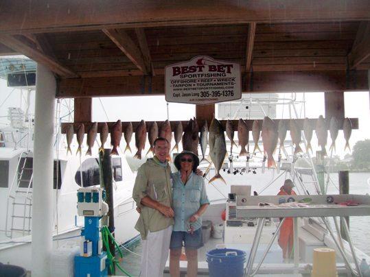 Fishing Report September 25, 2010: BALLYHOO!   Florida Keys