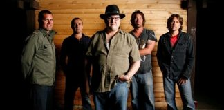 A group of people posing for the camera - Blues Traveler