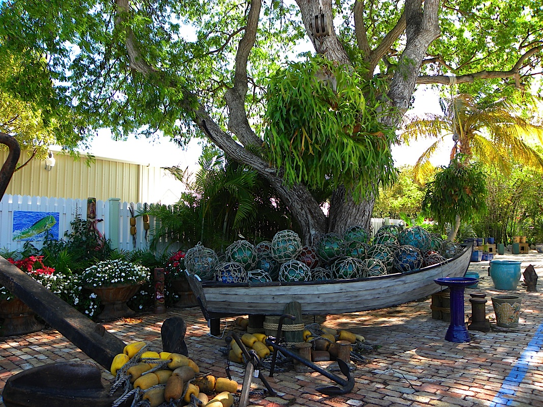 Ocean Garden brings nautical dreams to life | Florida Keys Weekly ...