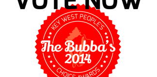 #PeoplesChoiceAwards: The Bubba's 2014 (who's your pick?) - A close up of a logo - Logo