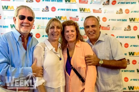 Bubba's Key West 2014 Gallery - A group of people posing for the camera - Public Relations