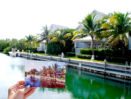 It's still called Coral Lagoon. But 15 years ago, it was a boat-tel before it was transformed into high-end vacation rentals next to The Boat House.